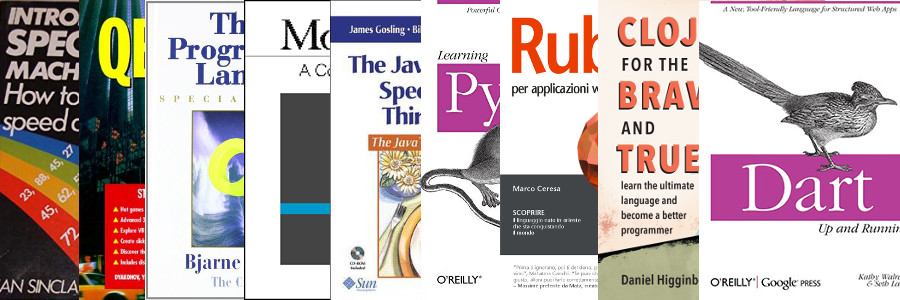 Programming languages books
